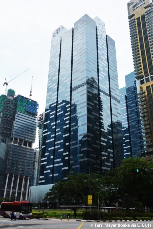 Asia Square Tower 1 The Skyscraper Center