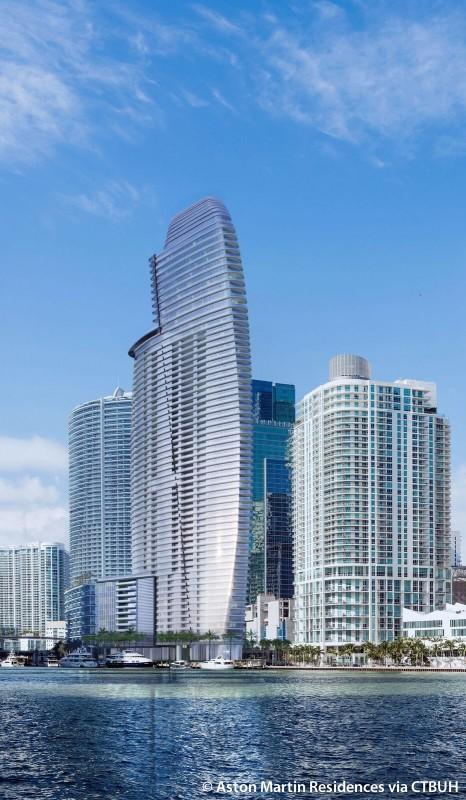 Aston Martin Residences The Skyscraper Center