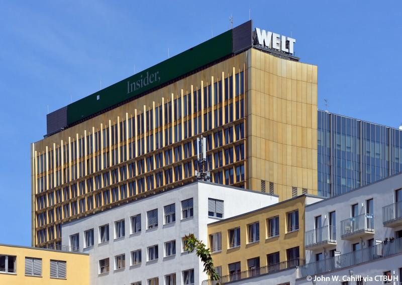 Axel Springer Hochhaus Berlin
