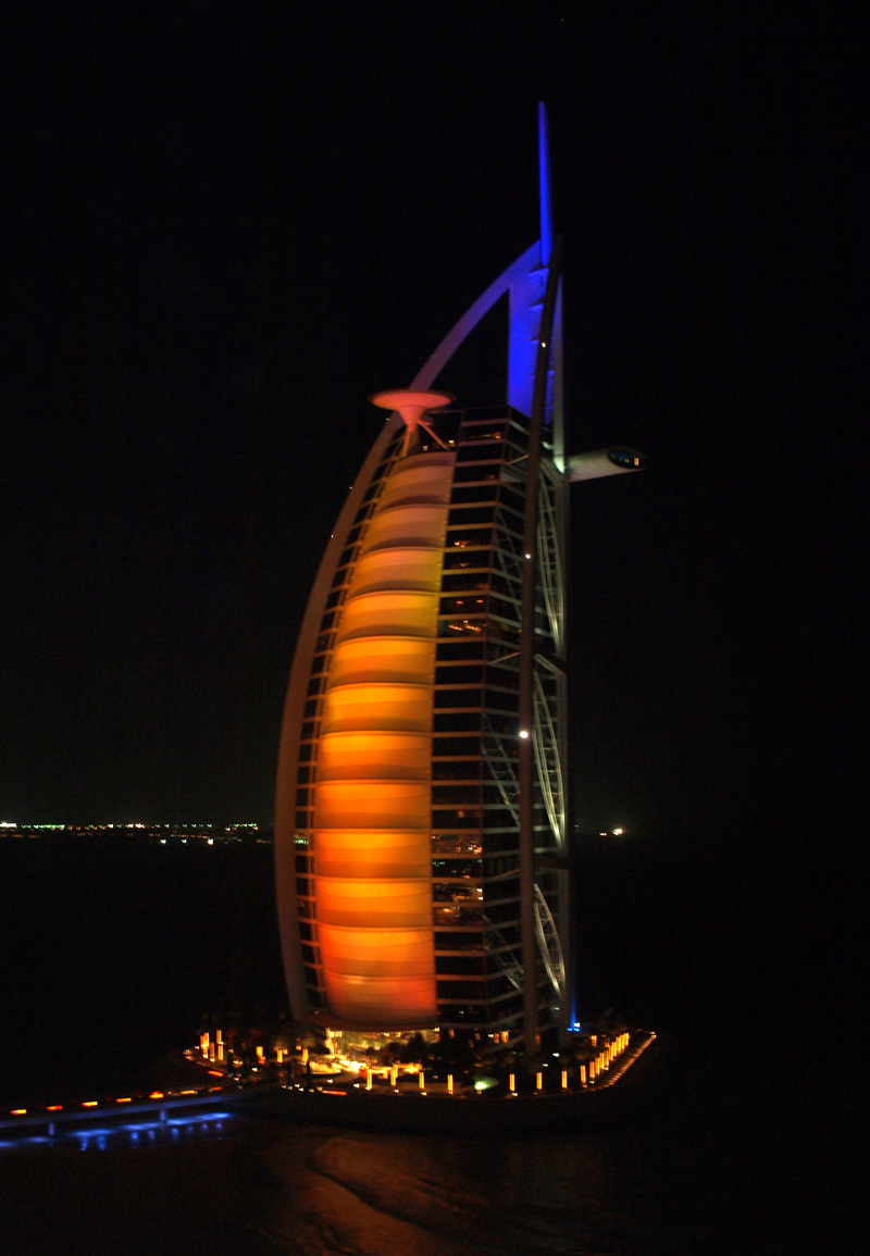 Building burj al arab hotel dubai video download