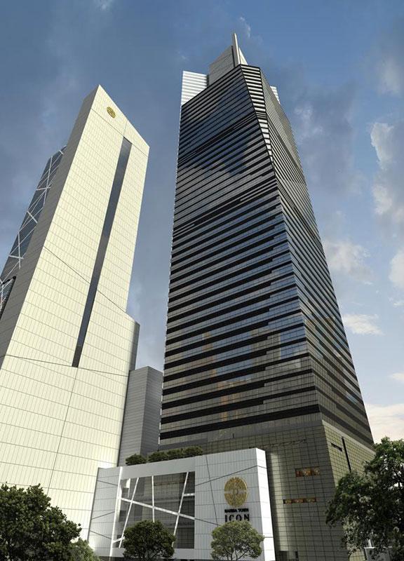 Bahria Town Icon The Skyscraper Center