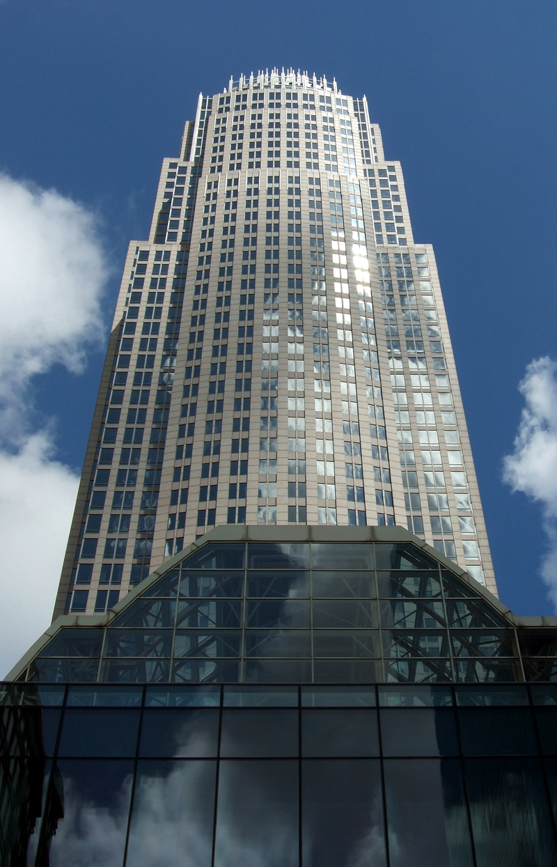 bank of america charlotte corporate center