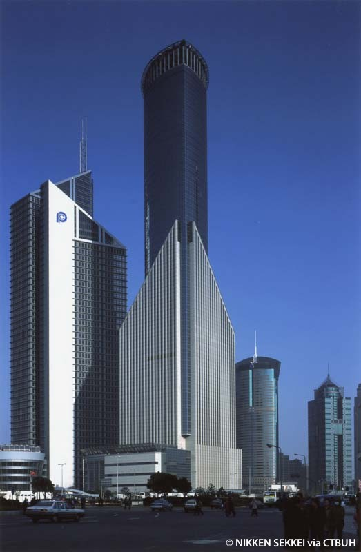 Bank Of China Tower The Skyscraper Center