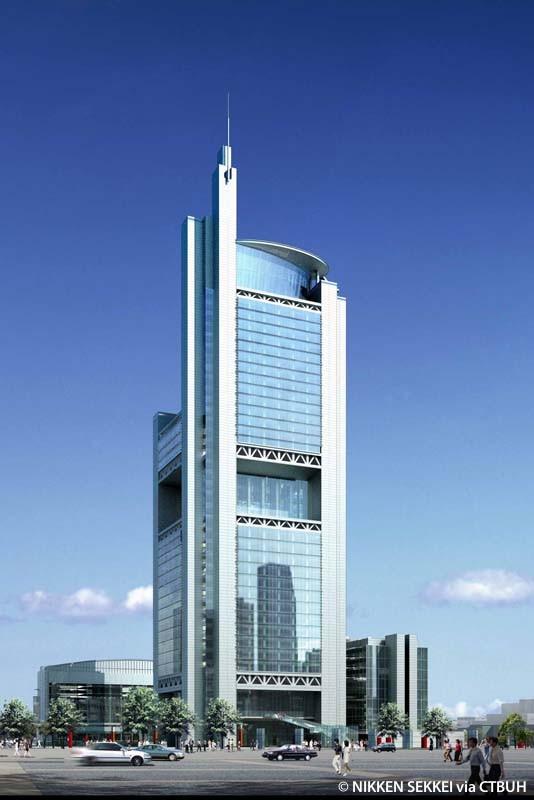 beijing television center  skyscraper center