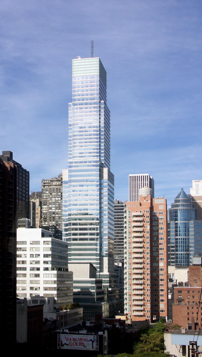 Bloomberg tower the skyscraper center for 731 lexington ave new york ny 10022