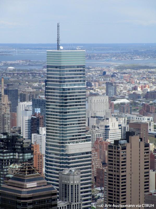 Bloomberg Tower The Skyscraper Center