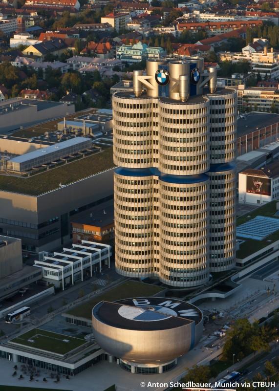 Bmw Building The Skyscraper Center