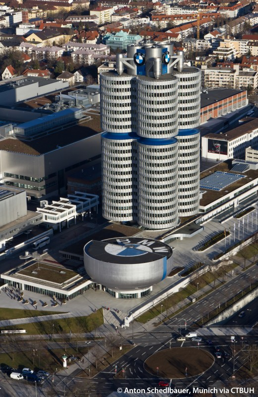 Bmw Building The Skyscraper Center