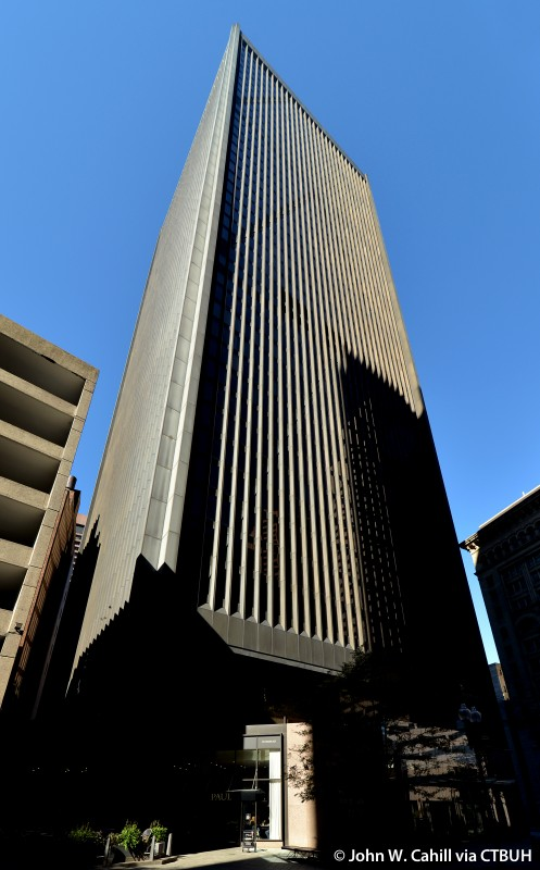 Bny Mellon Center At One Boston Place The Skyscraper Center