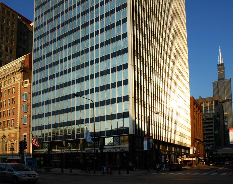 Borg-Warner Building - The Skyscraper Center