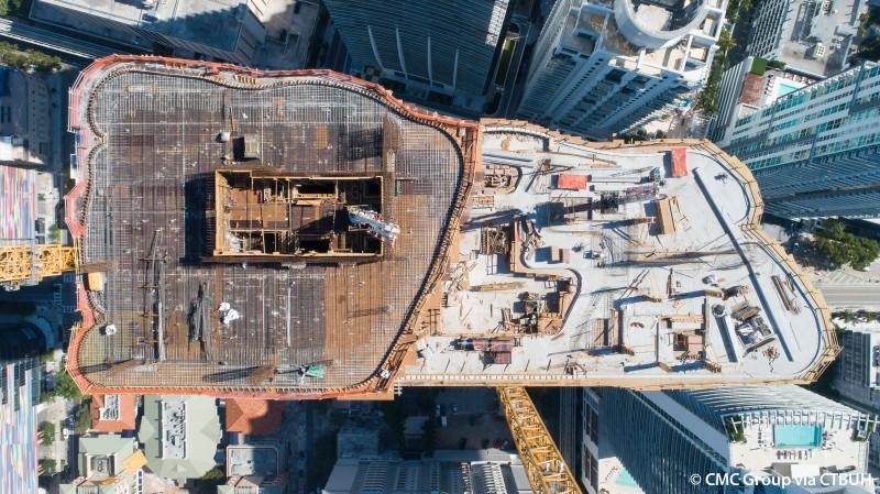 Brickell Flatiron The Skyscraper Center
