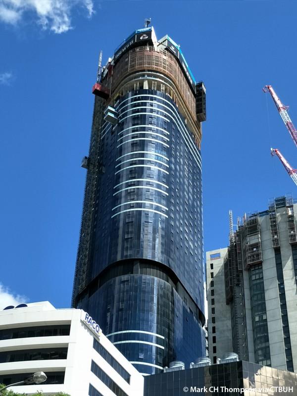 Brisbane Skytower - The Skyscraper Center
