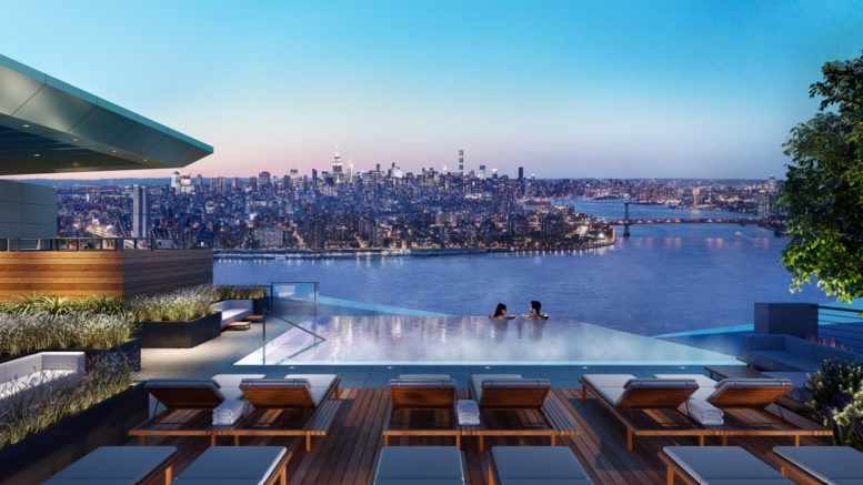 Spa In Nyc With Infinity Pool