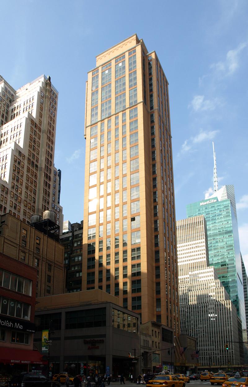 Residence Inn New York Manhattan Times Square The