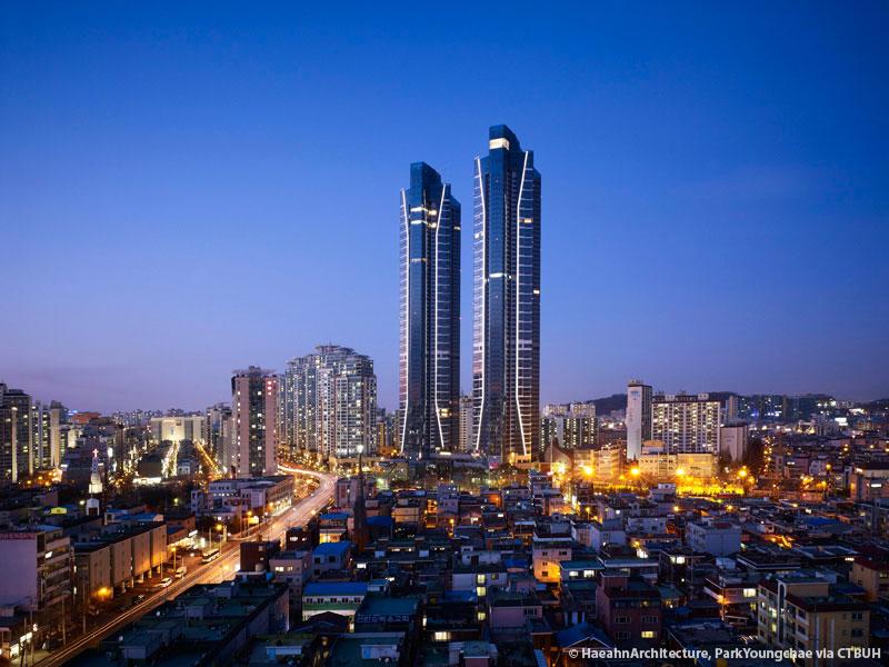 Bucheon Kumho Richensia Tower 2 The Skyscraper Center