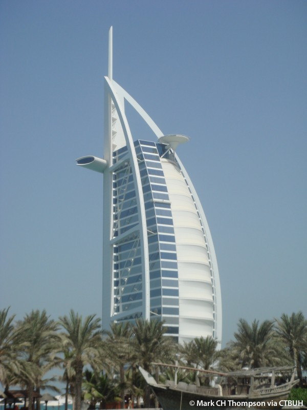 burj al arab construction pdf