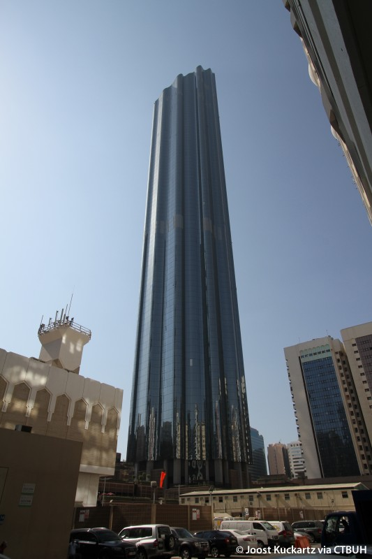 Burj Mohammed Bin Rashid The Skyscraper Center