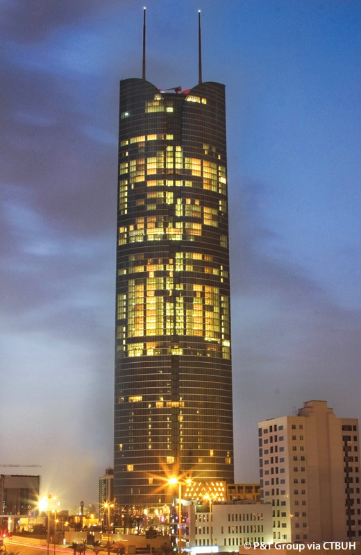 Burj Rafal The Skysc R Center