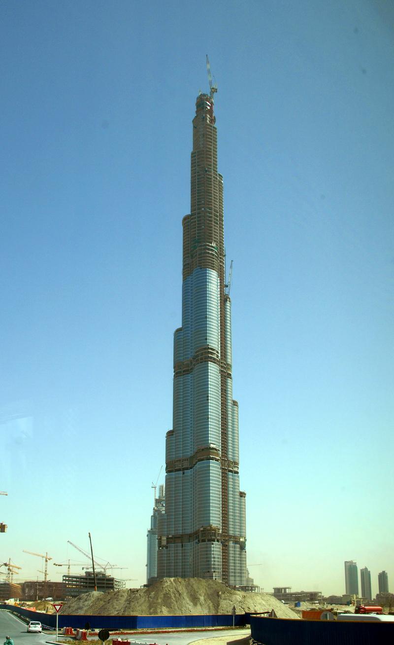 Burj Khalifa The Skyscraper Center