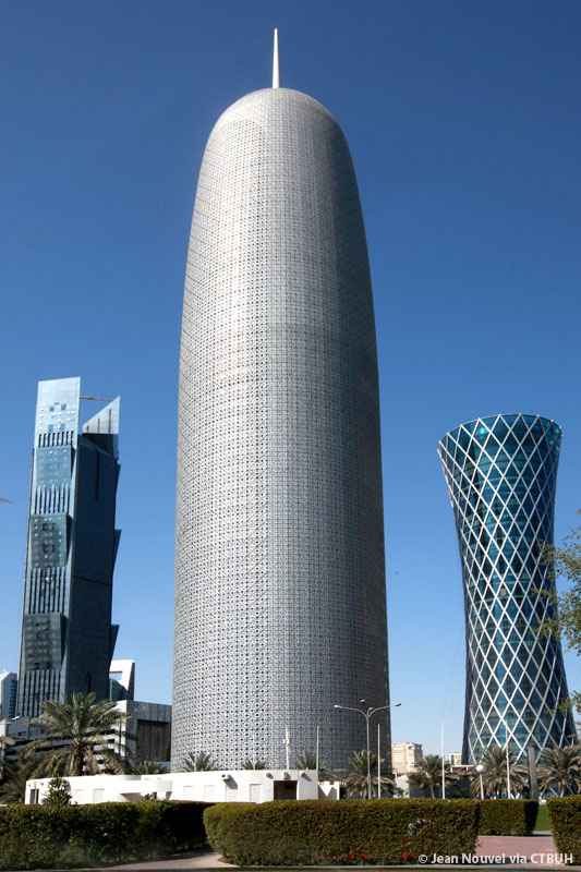 Doha Tower - The Skyscraper Center