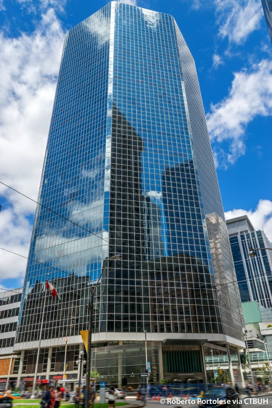 cadillac fairview tower