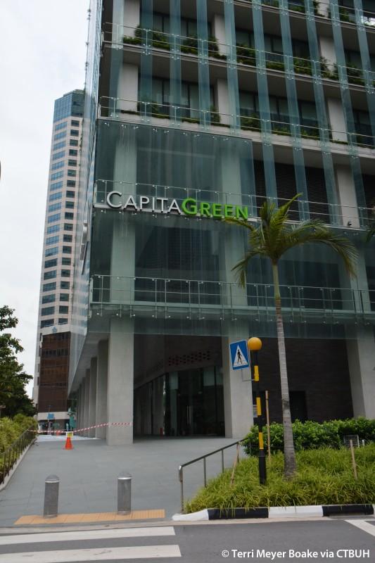 Capitagreen The Skyscraper Center