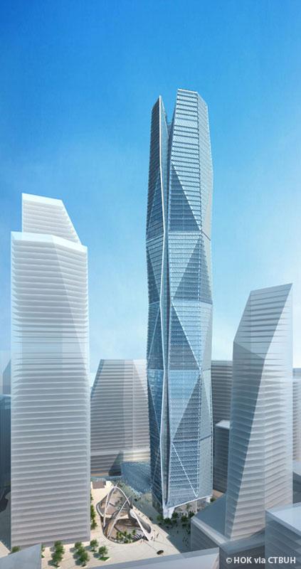 Pif Tower The Skyscraper Center