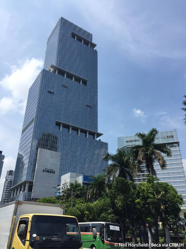 Capital Place Office Tower - The Skyscraper Center