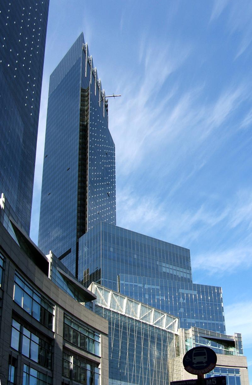 time warner center north tower