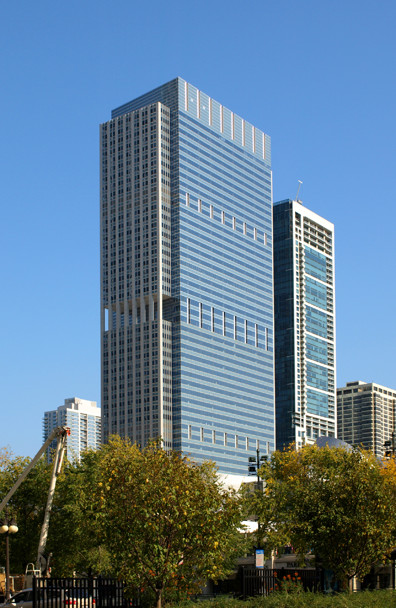 Blue Cross-Blue Shield Tower