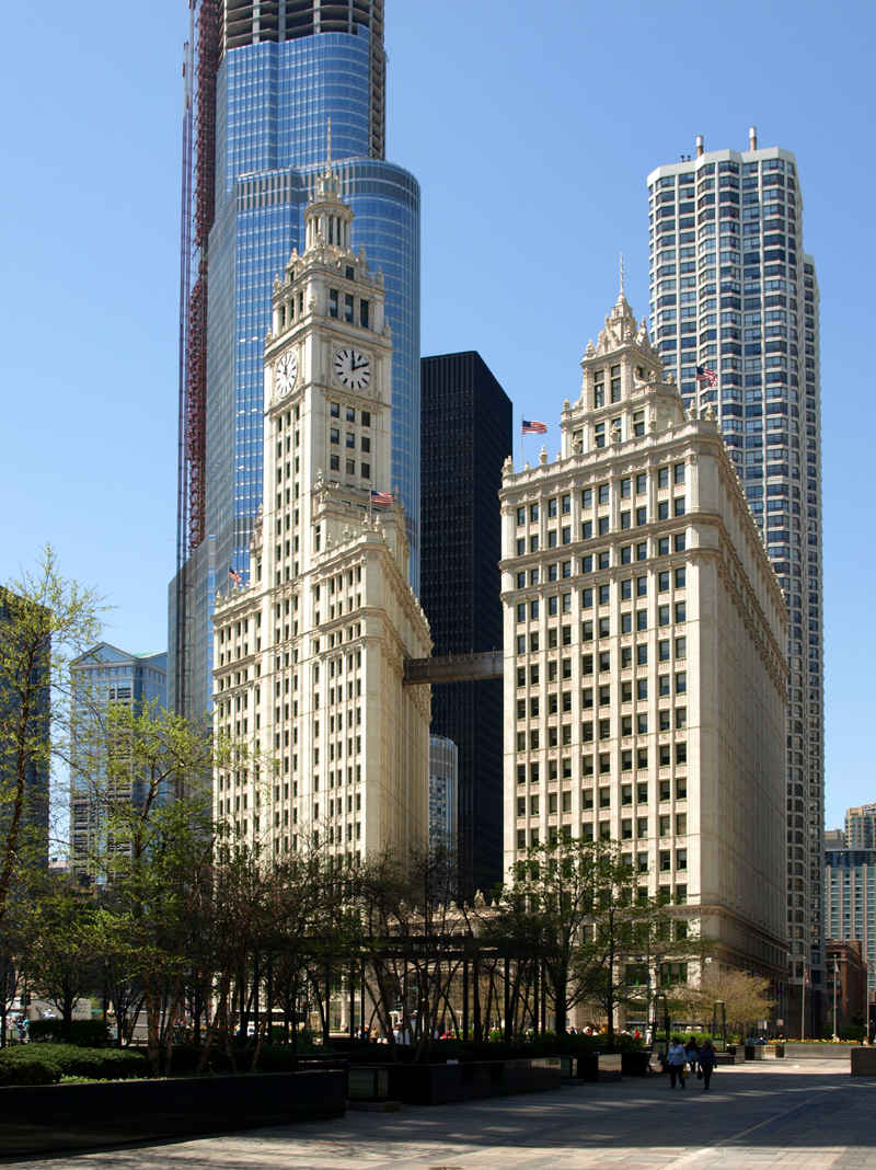 Wrigley Building - The Skyscraper Center