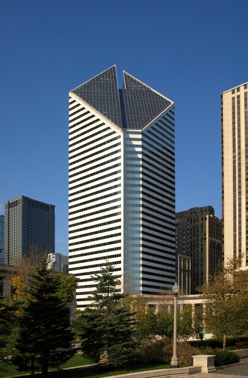 Crain Communications Building The Skyscraper Center