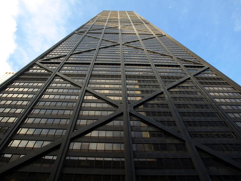 chicago hancock tower