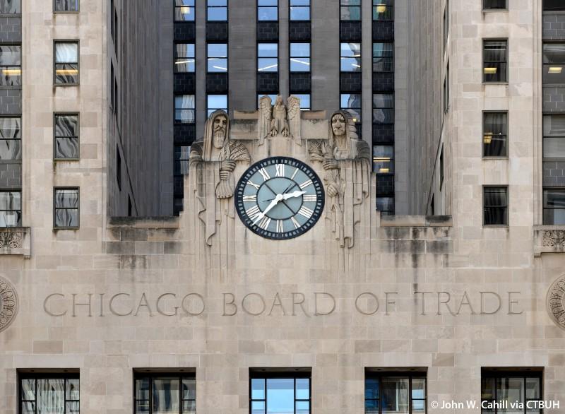 Chicago Board Of Trade The Skyscraper Center