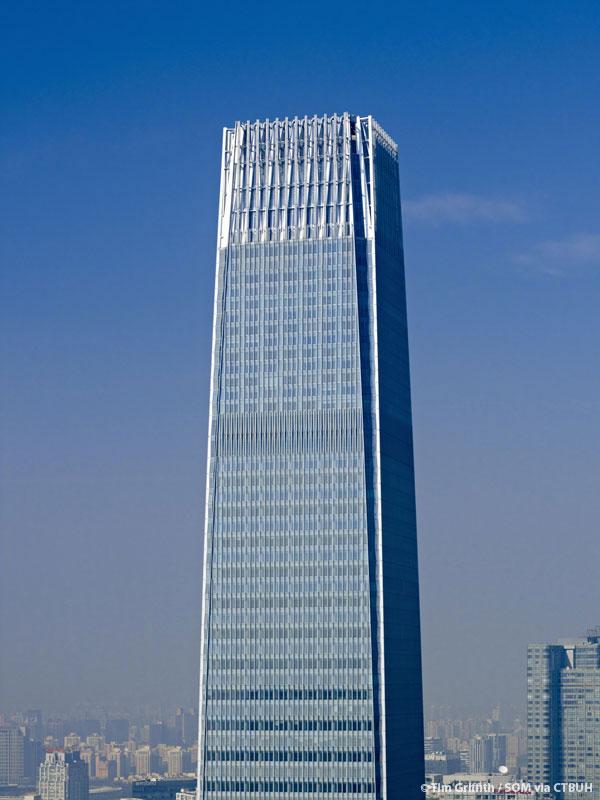 China World Tower The Skyscraper Center