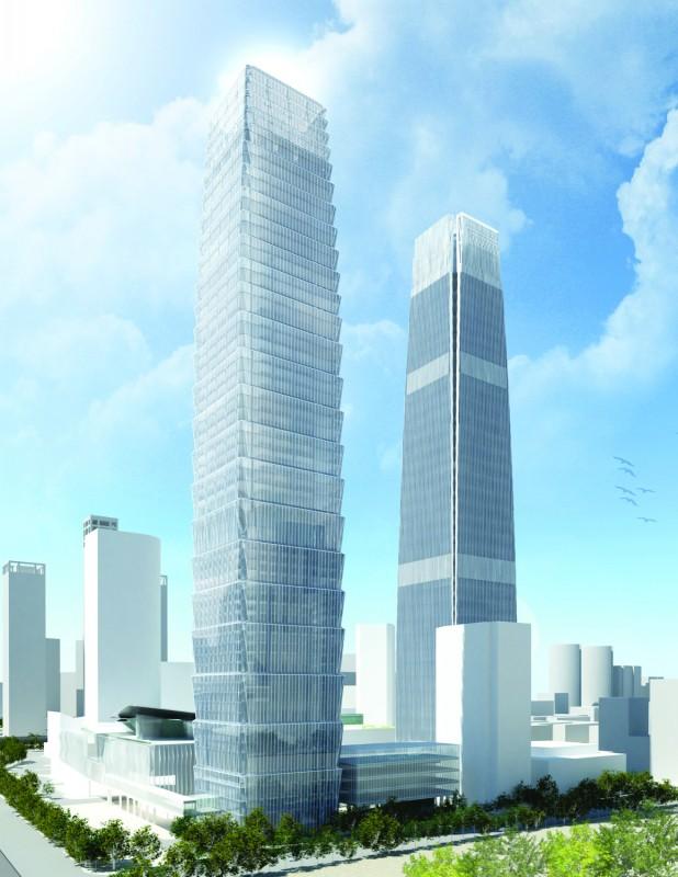 China World Trade Center Phase 3b The Skyscraper Center