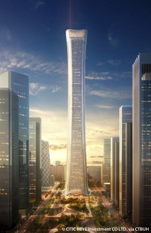 China Zun The Skyscraper Center