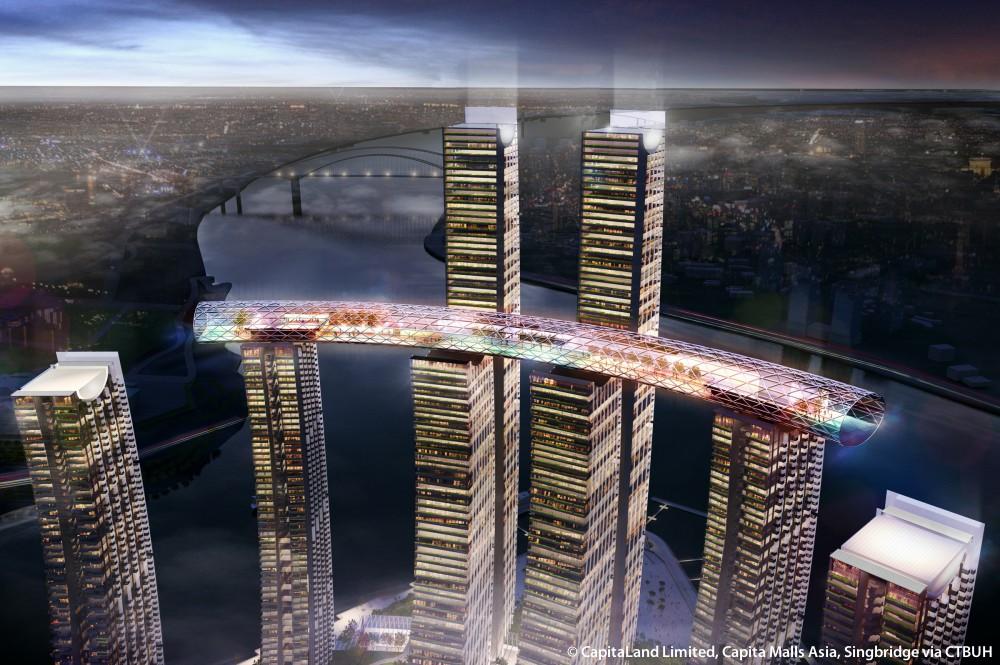 Marina City Building