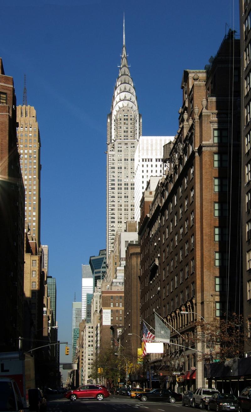 Chrysler Building Structural Engineer