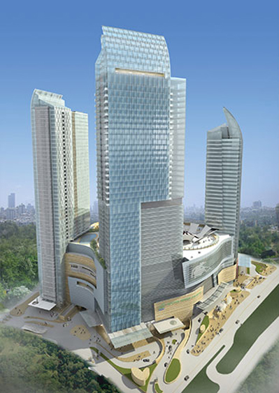 Ciputra world residential tower the skyscraper center figures gumiabroncs Choice Image