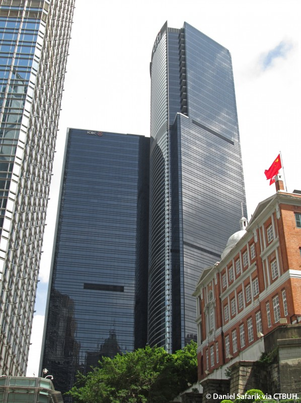 Citibank Plaza 1 The Skyscraper Center
