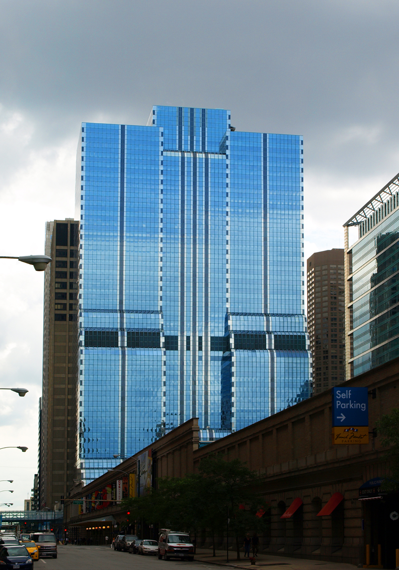 Accenture Tower - The Skyscraper Center
