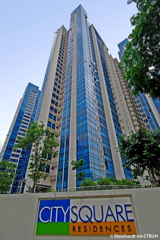 City Square Residences Block 6 The Skyscraper Center