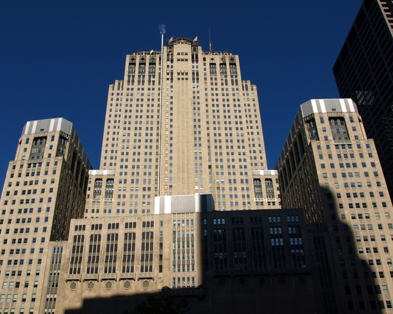 Website Owner Lookup >> Civic Opera Building - The Skyscraper Center