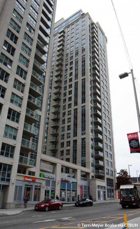 Claridge Plaza IV - The Skyscraper Center