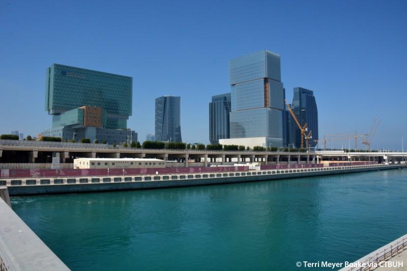 Cleveland Clinic Abu Dhabi Hospital - The Skyscraper Center