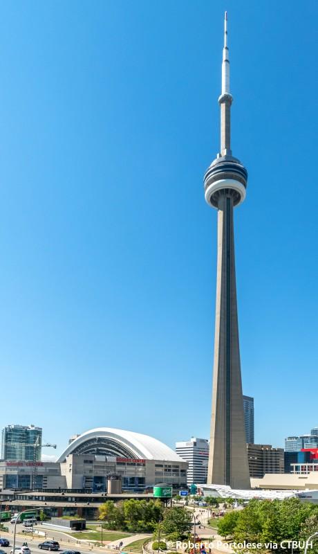 CN Tower - The Skyscraper Center