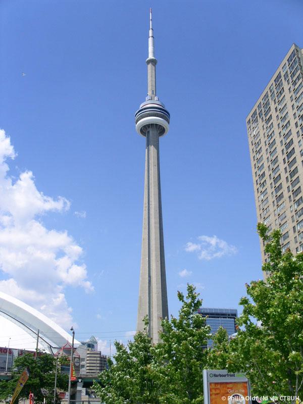 Cn Tower The Skyscraper Center