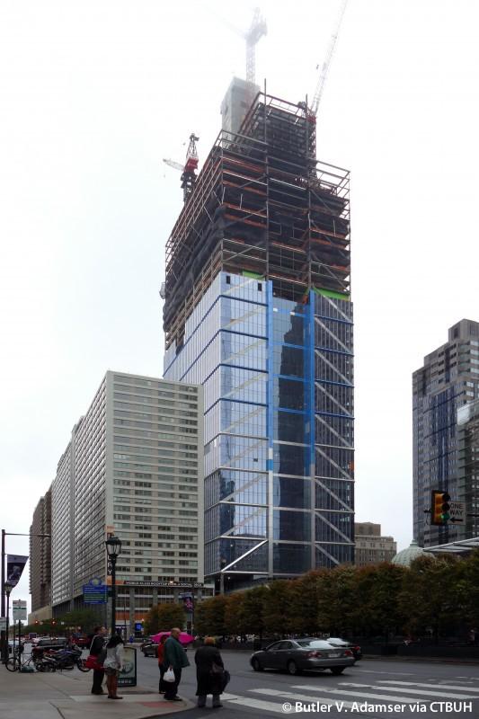 Comcast Technology Center - The Skyscraper Center