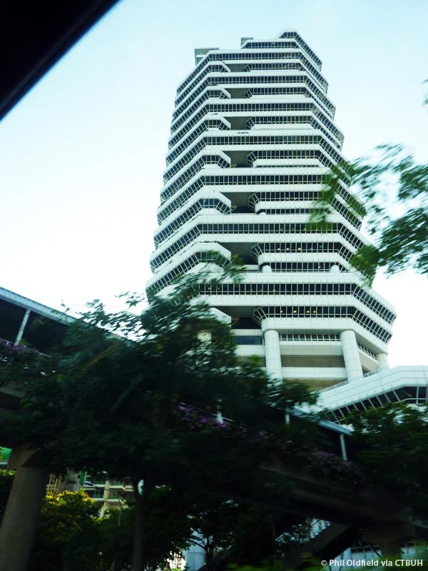 the concourse the skyscraper center